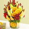 Как красиво нарезать фрукты на новогодний стол