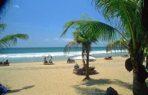 Где встретить Новый год на пляже