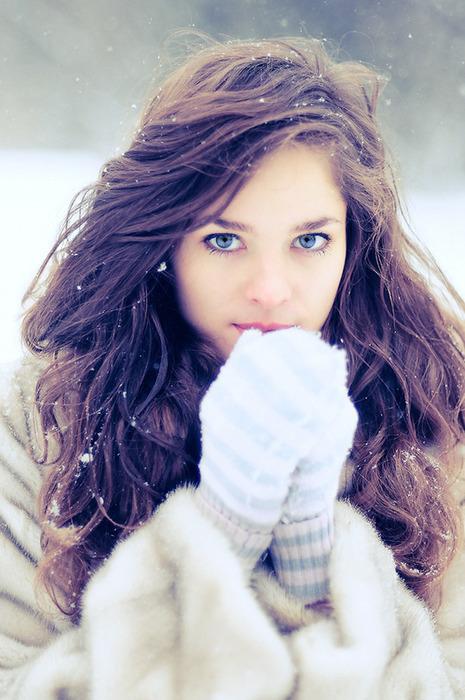 Как подготовить волосы  к зиме