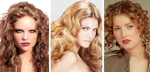 Карвинг – долговременная укладка волос