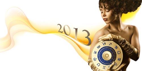 Гороскоп для женщин на наступающий 2013 год