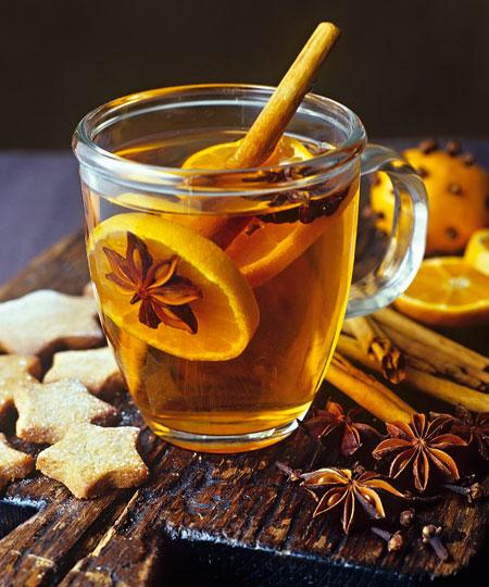 Популярные горячие алкогольные напитки