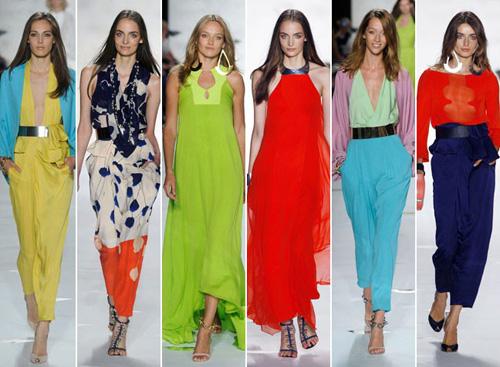 Модные тенденции весна-лето 2013 с Нью-Йоркской Недели моды