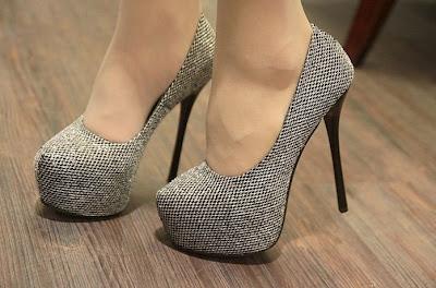 Стильные туфли на Новый год