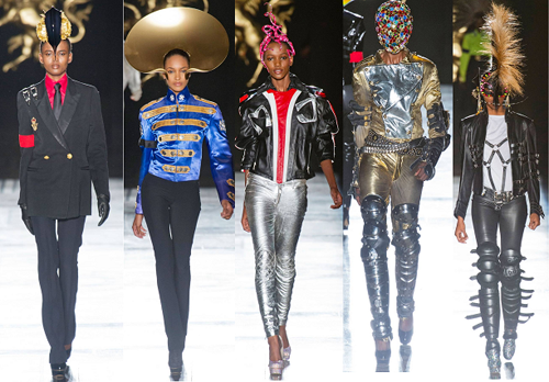 Модные тенденции весна-лето 2013 с Лондонской Недели моды