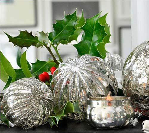Оригинальные новогодние украшения для дома своими руками