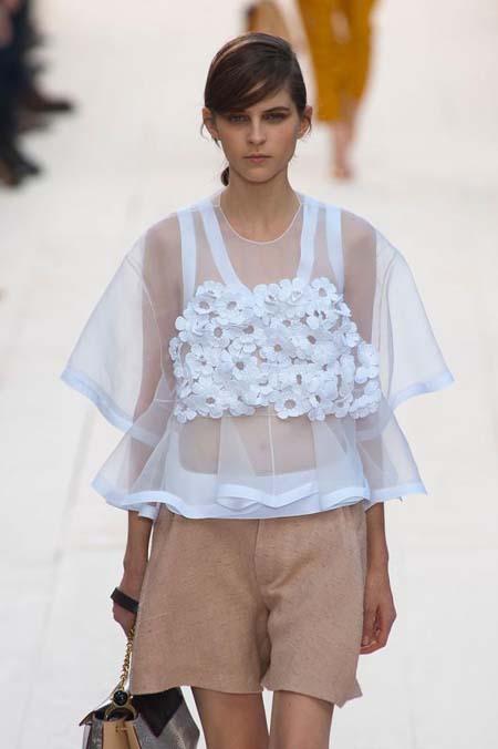 Модные тенденции весна-лето 2013 с Парижской Недели моды