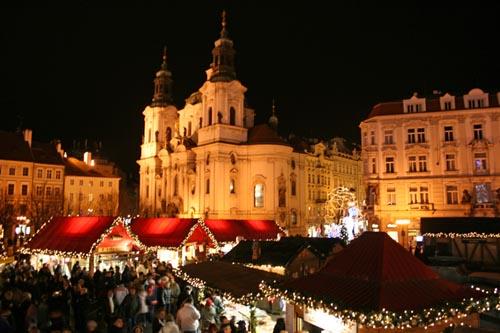 Новогодние ярмарки в Европе