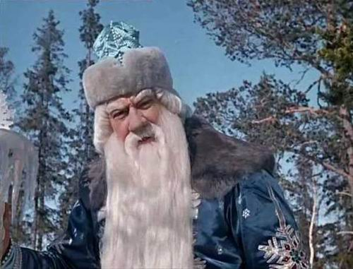 Известные актеры, которые играли Деда Мороза (Санта Клауса)
