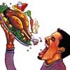 Как питаться до и после новогодних праздников