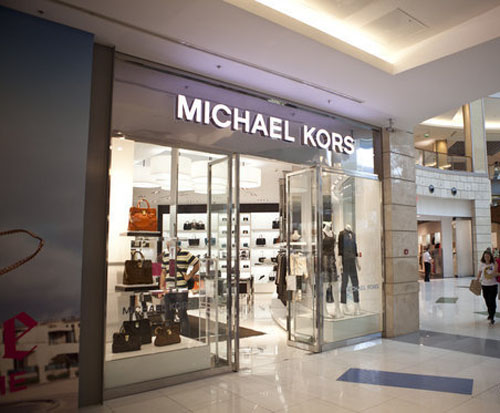 a5f703fb5f3 Michael Kors дизайнерский магазин открылся в «Метрополисе» и «Атриуме».
