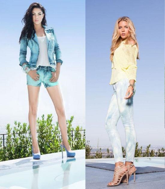 Модный тренд весна лето 2013 – деним