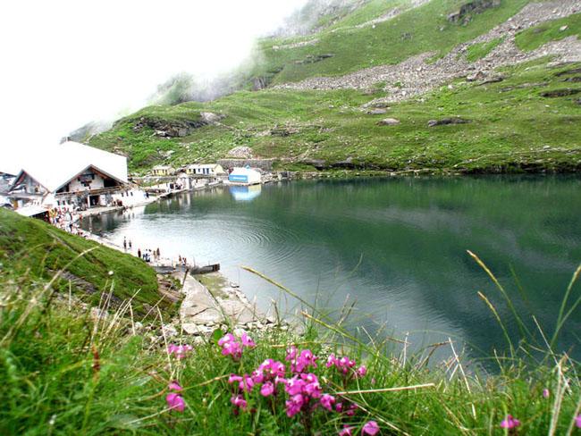 долина цветов отдых и рыбалка