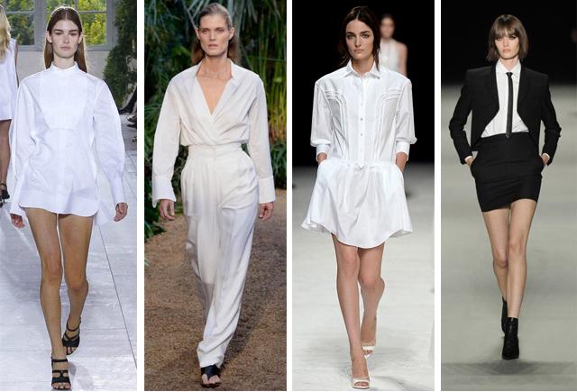 Блузки Белые Недорого