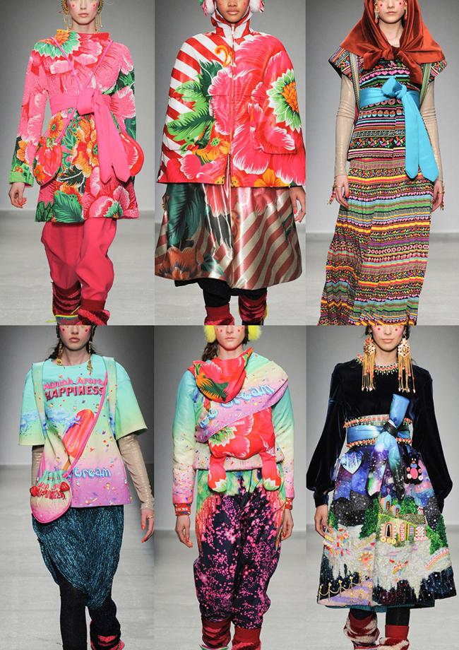 коллекции одежды 2014-2015 от кутюр