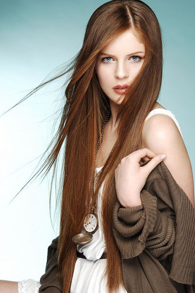 pictures of long hair styles cut