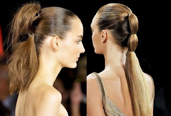 Фото прически на средние волосы (100 примеров) Женские прически 44