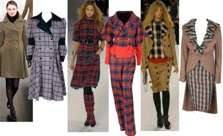 Мода зима 2008