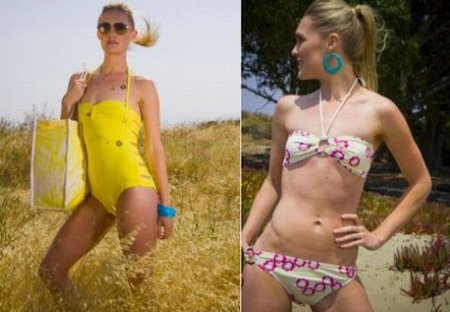 Летняя мода 2009 - стильная экология.